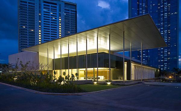 שגרירות סינגפור במנילה (באדיבות שגרירות סינגפור)