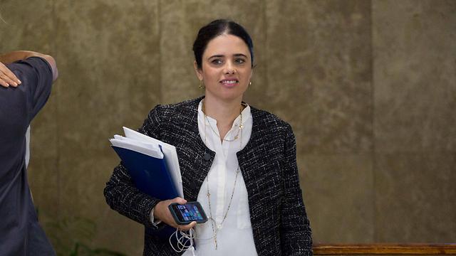 שרת המשפטים איילת שקד (צילום: אמיל סלמן ) (צילום: אמיל סלמן )