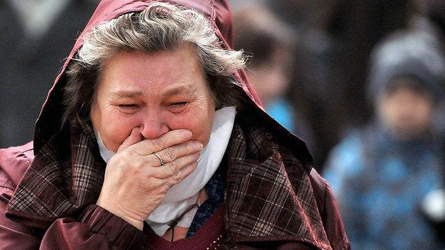 רוב קורבנות האסון אזרחי רוסיה (צילום: AFP) (צילום: AFP)
