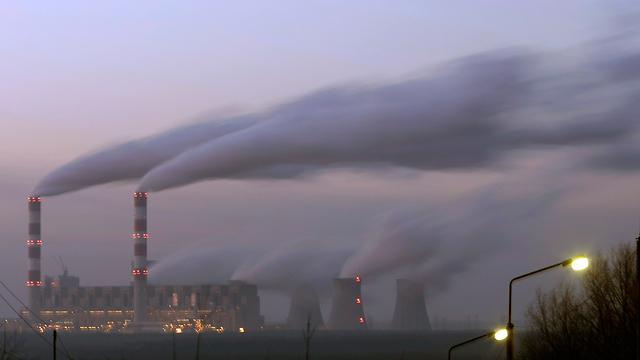 תחנת כוח בפולין. ארכיון (צילום: רויטרס)