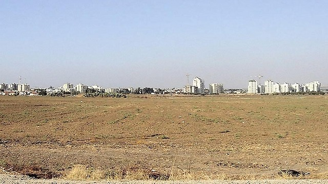 שכונת אחיסמך (באדיבות עיריית לוד) (באדיבות עיריית לוד)