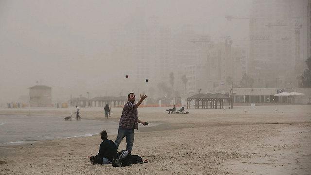 תל אביב (צילום: רויטרס) (צילום: רויטרס)