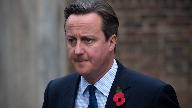 ראש הממשלה קמרון. שיחת נזיפה מפוטין (צילום: gettyimages) (צילום: gettyimages)
