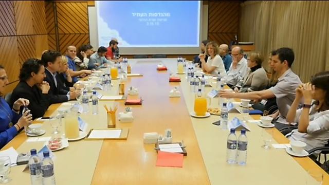 ועדת ההיגוי בפעולה