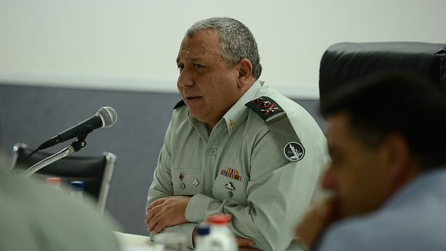 IDF Chief of Staff Gadi Eisenkot (Photo: IDF Spokesman)