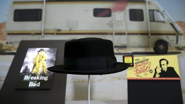 הכובע של הייזנברג (צילום: AFP) (צילום: AFP)