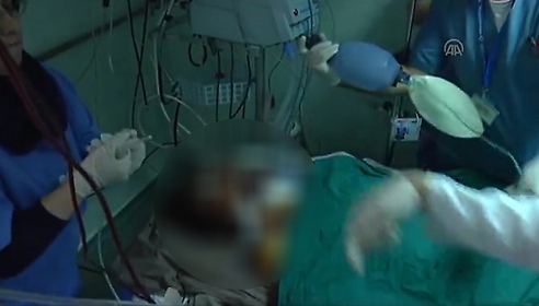 Terrorist arrested in Hebron hospital