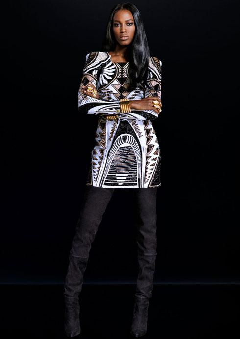 במחיר שדורשים על שמלה אחת ב-eBay, אפשר לרכוש שתי שמלות של בית האופנה. בלמן ל-H&M (צילום: הנס מוריץ)