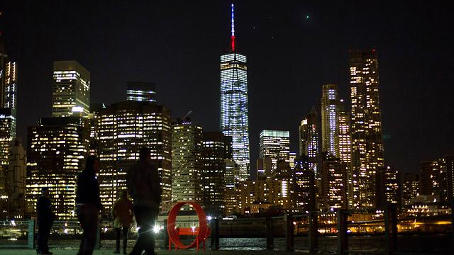 בניין הסחר העולמי בניו יורק (צילום: AP) (צילום: AP)