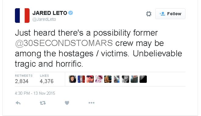 """ג'ראד ליטו. """"טרגדיה נוראית"""" ()"""