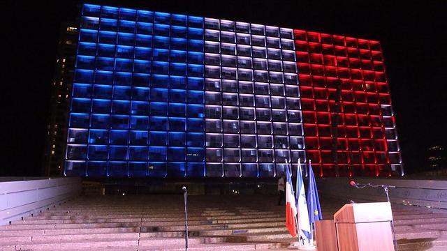 Tel Aviv's Rabin Square. (Photo: Motti Kimchi)
