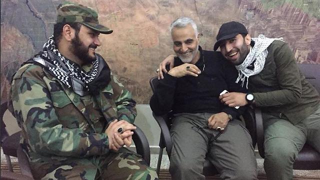 Qasem Sulimani, commander of Iran's Quds Force
