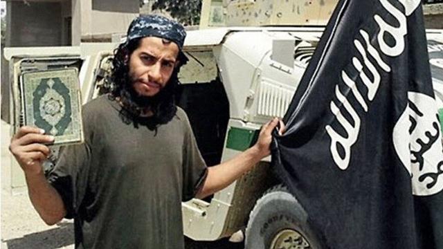 Suspected mastermind Abdelhaimid Abaaoud.