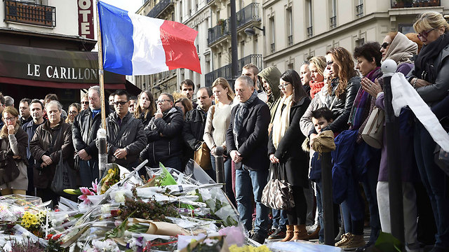The French are insisting on hanging on to their refusal to recognize the existence of a joint Israeli-French battle against a religious ideology of destruction (Photo: AFP)