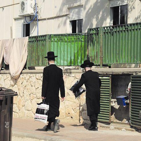 Entire neighborhoods closed off on Shabbat (Illustration photo: Avi Roccah)