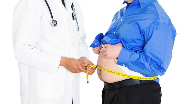 The obesity rate among Israeli adults has remained stable in the past three years at 24.1% (Photo: Shutterstock)