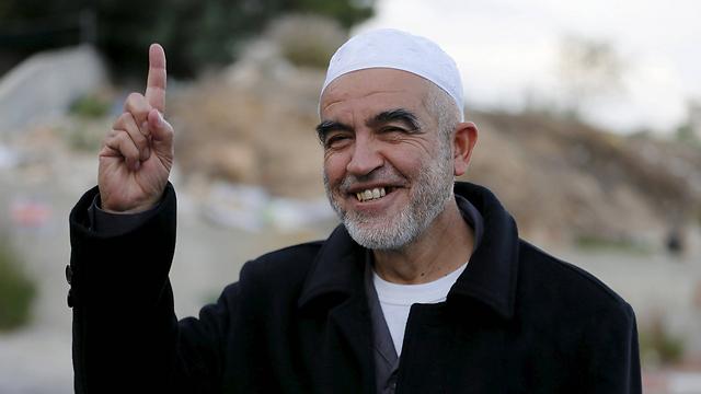 Sheikh Raed Salah (Photo: Reuters)