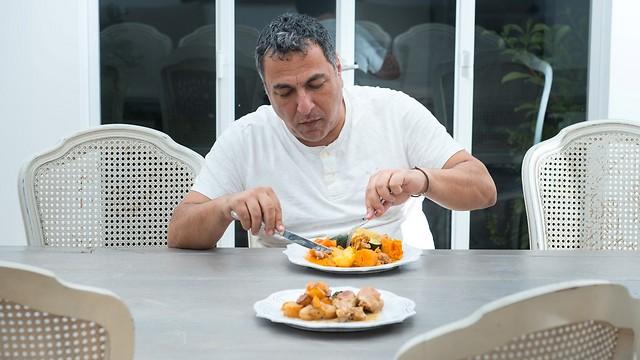 מתכונים לארוחה מפסקת של השף חיים כהן (צילום: ירון ברנר) (צילום: ירון ברנר)