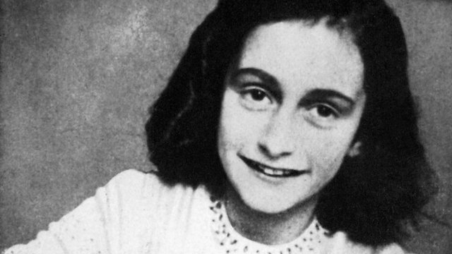 A new book alleges Anne Frank and her family were given up to the Nazis by a Jewish collaborator (Photo: AFP)