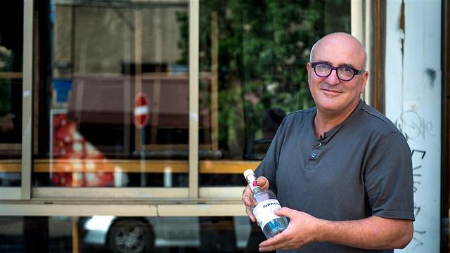 שף ארז קומרובסקי (צילום: ירון ברנר) (צילום: ירון ברנר)
