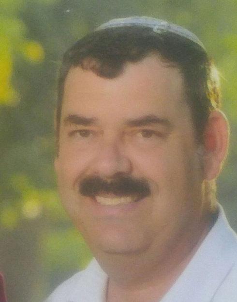 אב לארבעה. אחד הנרצחים בפיגוע יעקב דון ()