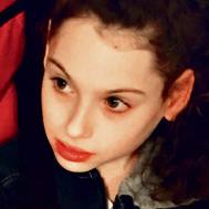 ניקה שגב. צילום מהאלבום המשפחתי