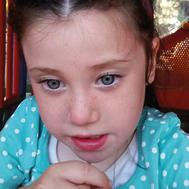 מיכל לוי. צילום מהאלבום המשפחתי