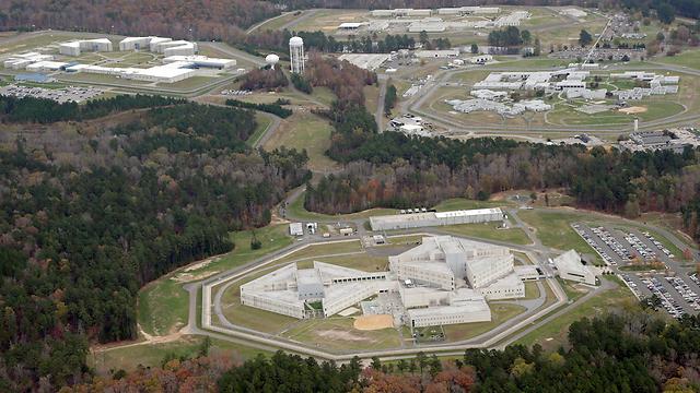 The North Carolina prison where Pollard was kept. (Photo: AP)