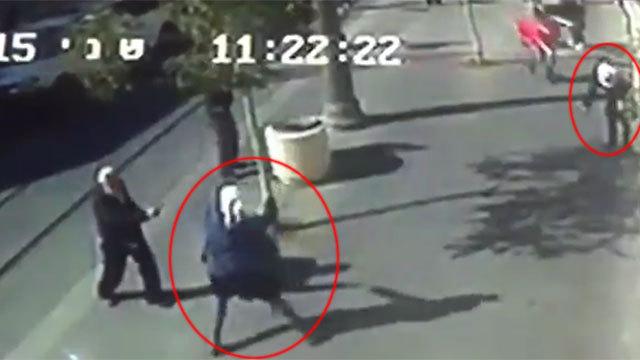 The two terrorists near Mahane Yehuda market