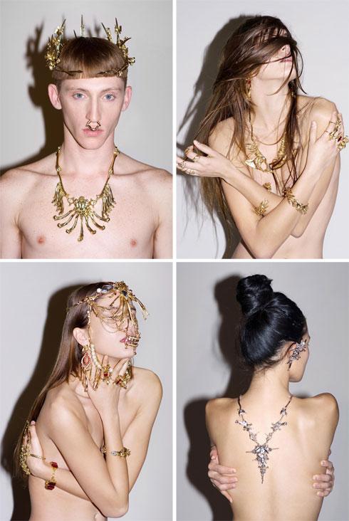 אלון ליבנה x אפרת קסוטו. תכשיטים שלא ניתן להתעלם מהם (צילום: גיא נחום לוי)