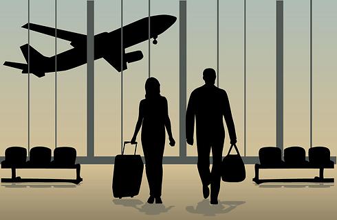 הגעתם ליעד ואיבדתם את המזוודה? יש מה לעשות (צילום: Shutterstock) (צילום: Shutterstock)
