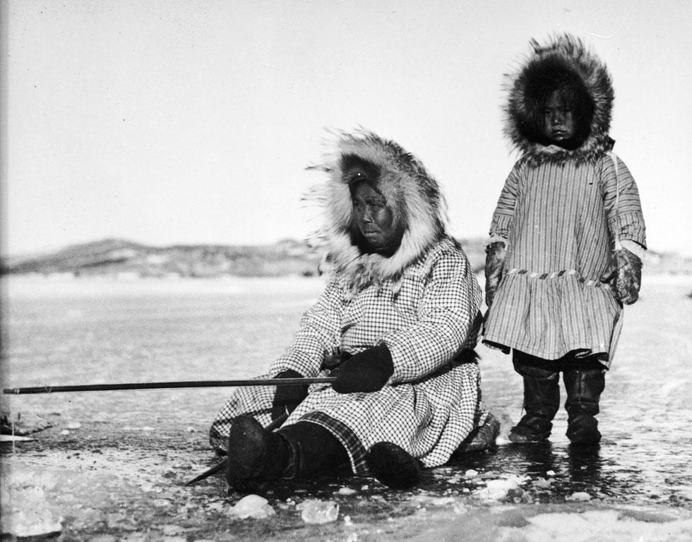 דייגים באלסקה, 1950 (צילום: gettyimages)