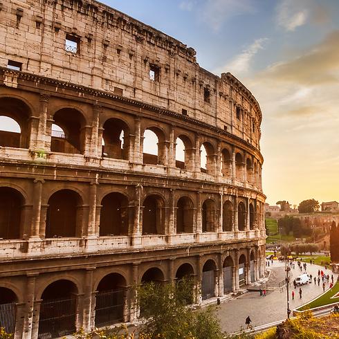 קולוסאום, רומא (צילום: shutterstock) (צילום: shutterstock)