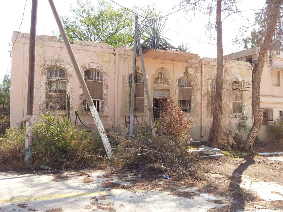 """חלק מהמבנים הוקמו בתקופת השלטון העותומני ושרדו את המנדט הבריטי ואת צה""""ל. עכשיו הם ישומרו וישוקמו (צילום: מנהל מחוז דרום מועצה לשימור אתרים)"""
