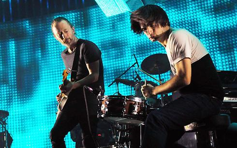 Thom Yorke (L) and Radiohead (Photo: Getty Images) (Photo: Getty Images)