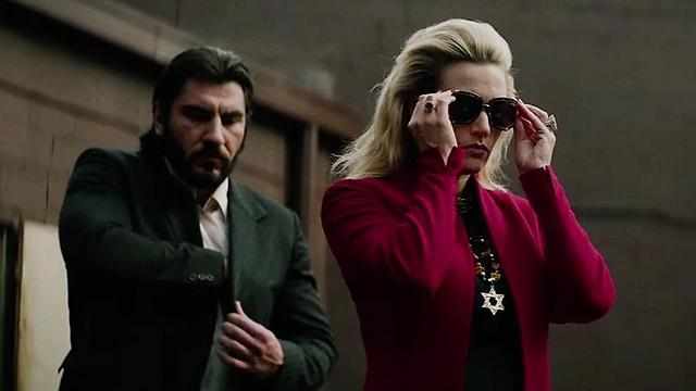 Kate Winslet in 'Triple 9'