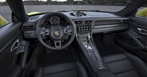 פורשה 911 טורבו S ()