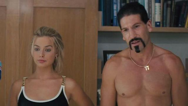 John Bernthal in 'The Wolf of Wall Street'
