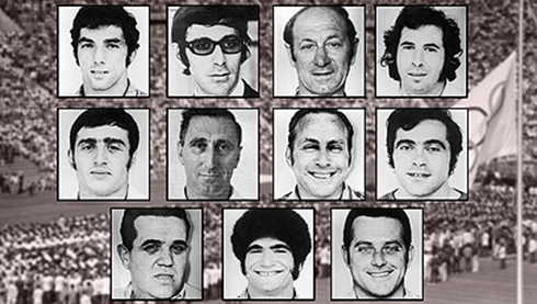 The 11 Israeli victims. (Photo: Getty Images)