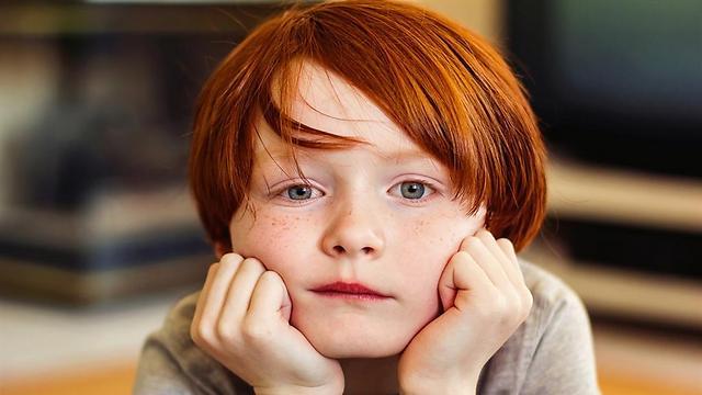 אתם מכירים את ילדיכם ויודעים את רמת רגישותם (צילום: shutterstock) (צילום: shutterstock)