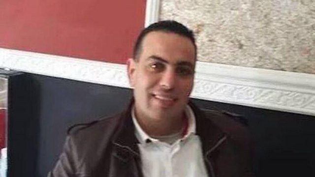 Mazen Aribah, who carried out Thursday morning's shooting attack that wounded two Israelis.