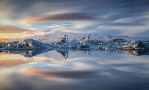 Iceberg lagoon Jokulsarlon, Iceland (Photo: Erez Marom)