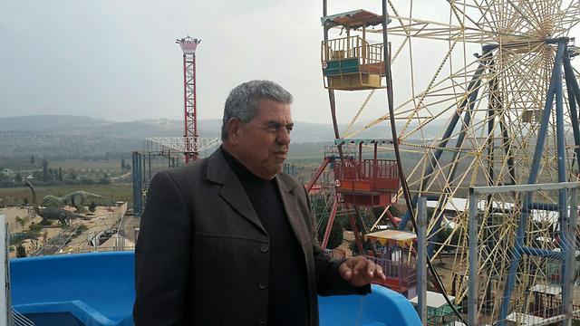 Ibrahim Haddad (Photo: Elior Levy)