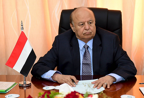 Yemeni President Abdrabbuh Mansour Hadi. Leading the deposed government from the southern port city of Aden (Photo: Reuters)
