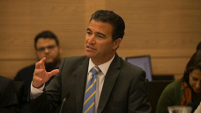 Incoming Mossad chief Yossi Cohen. (Photo: Ohad Zwigenberg)