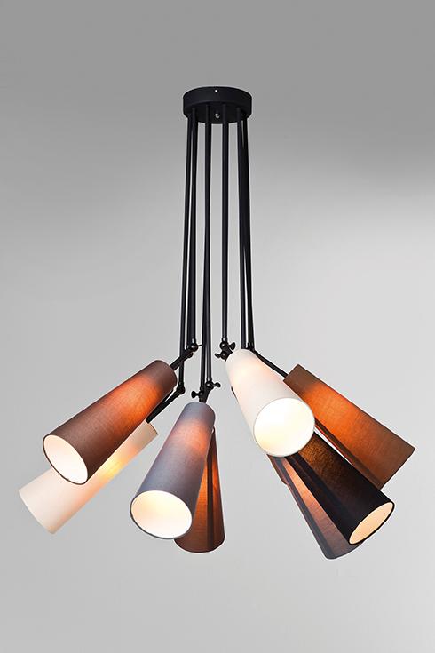 גרוף תאורה לרשת קארה דיזיין (צילום: פיטר יורגן) (צילום: פיטר יורגן)