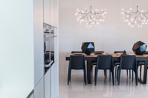 גופי תאורה מעוצבים למעצבת נטלי רשף (צילום: סיון אסקין) (צילום: סיון אסקין)