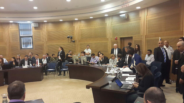 ועדת הכלכלה (צילום: רועי ינובסקי) (צילום: רועי ינובסקי)