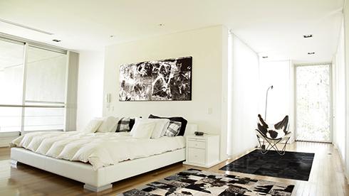 חדר שינה מעוצב לרשת צמר שטיחים יפים ()