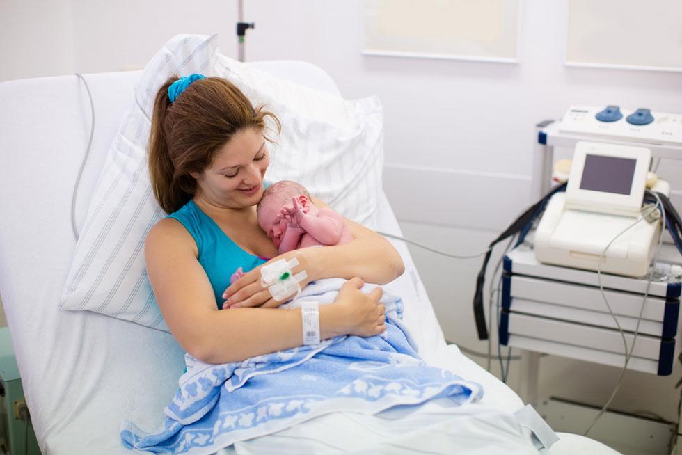 את לפני לידה ראשונה? תתכונני לשכוח את כל מה שחשבת. צילום אילוסטרציה (צילום: shutterstock)
